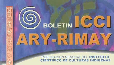 Boletin ICCI ARY-Rimay